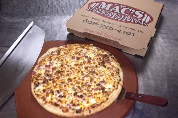 Mac's Pizza Shack