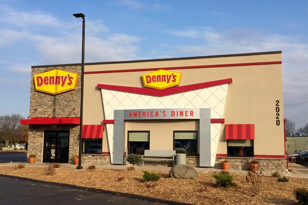 Denny's - PICKUP/DELIVERY