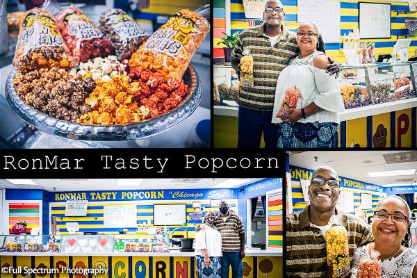 RonMar Tasty Popcorn