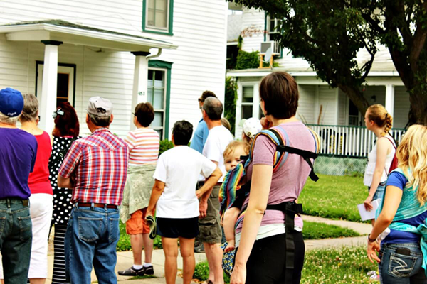 Walking Tour of Prospect Hill Historic District