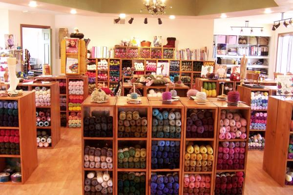 Dragonfly Yarn Shop