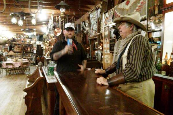 Watson's Wild West Dinner Theater & Western Museum