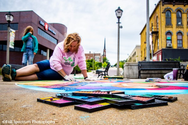 Art Infusion Chalk Art Competition