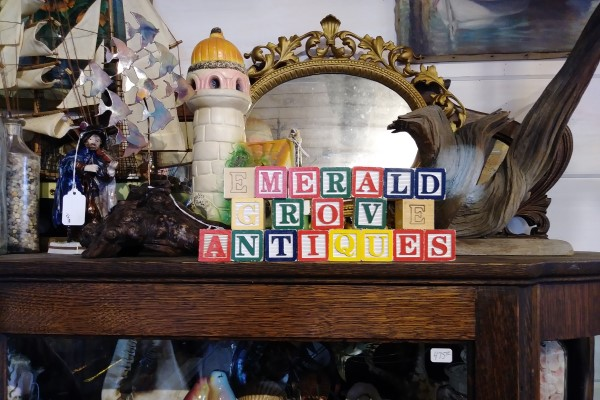 Emerald Grove Antiques and Oddities - CLOSED