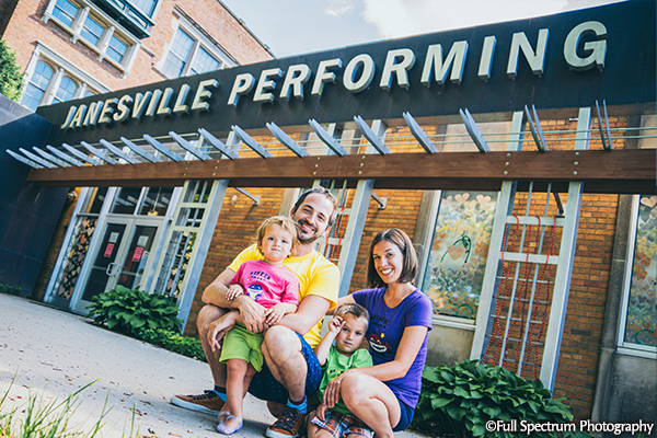 Janesville Performing Arts Center