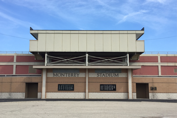 Monterey Park & Stadium