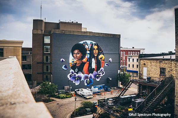 Art Infusion Mural Week
