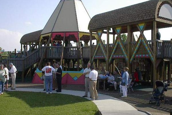 Peace Park Playground
