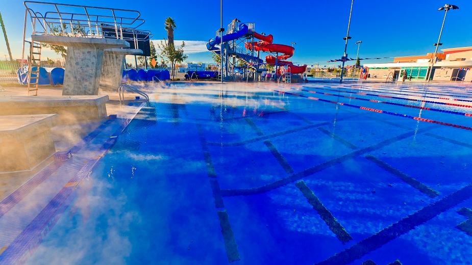 McMurtrey Aquatic Center