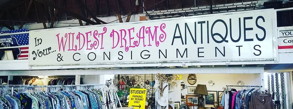 In Your Wildest Dreams Consignment and Antiques