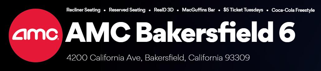AMC Bakersfield 6
