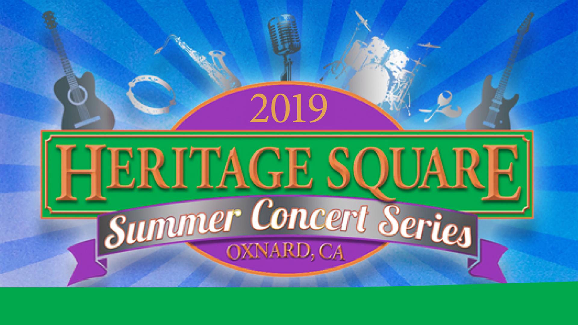 Heritage Square Summer Concert Series – Decadent Decades