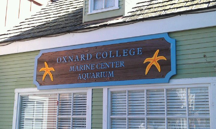 Oxnard College Marine Center and Aquarium