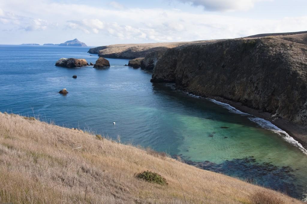 island Packers Santa Cruz Island boat trips