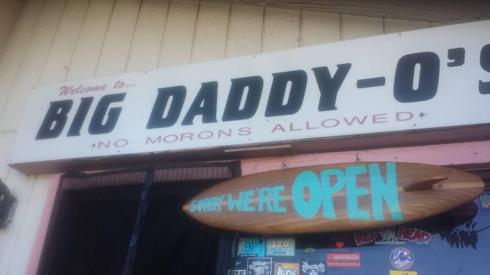 Big Daddy O's Beach BBQ