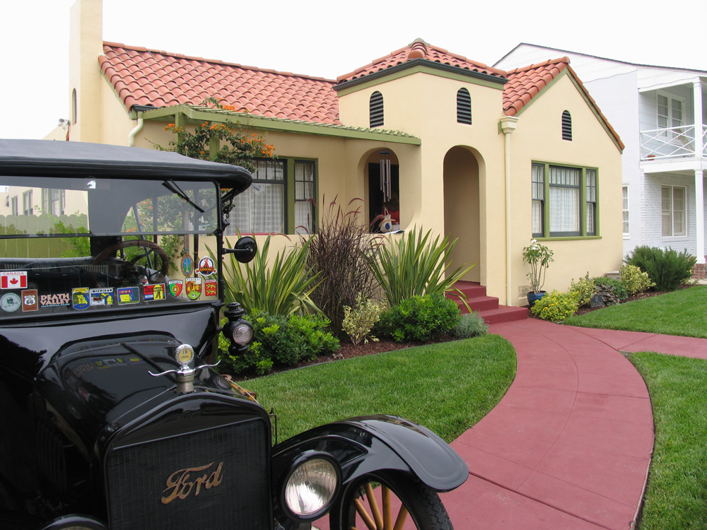 Henry T. Oxnard Historic District