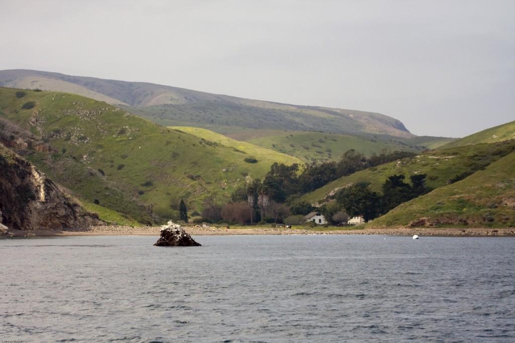 Island Packers Santa Cruz Island, Channel Islands National Park