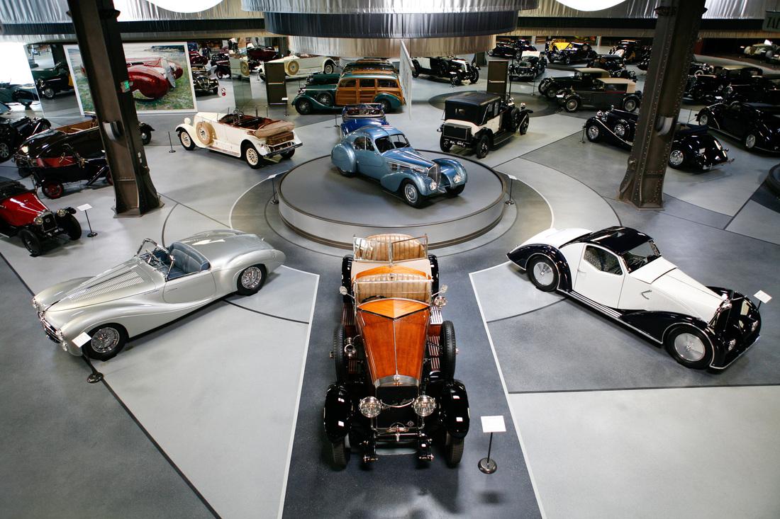 The Mullin Automotive Museum