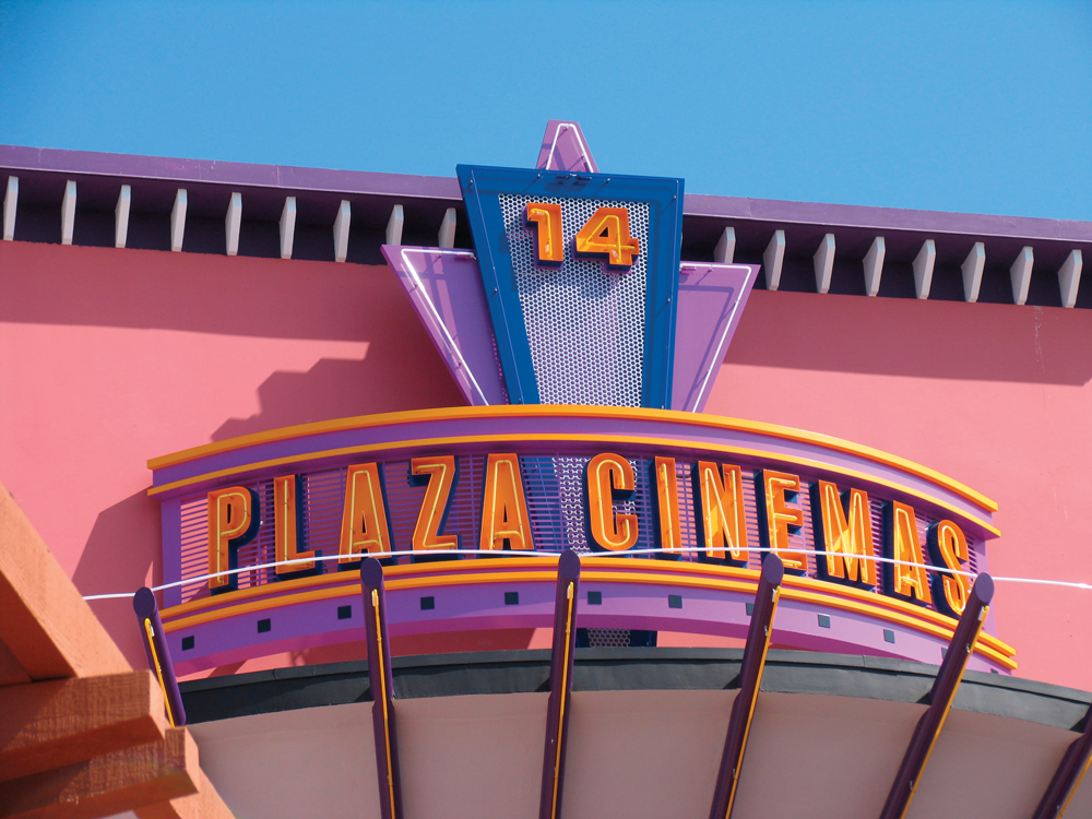 Plaza Cinemas 14