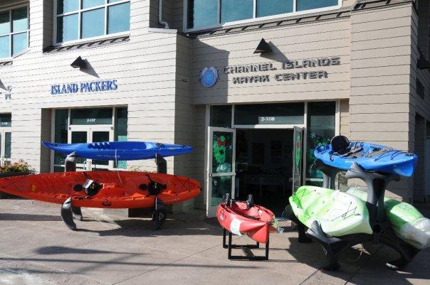 Channel Islands Kayak Center