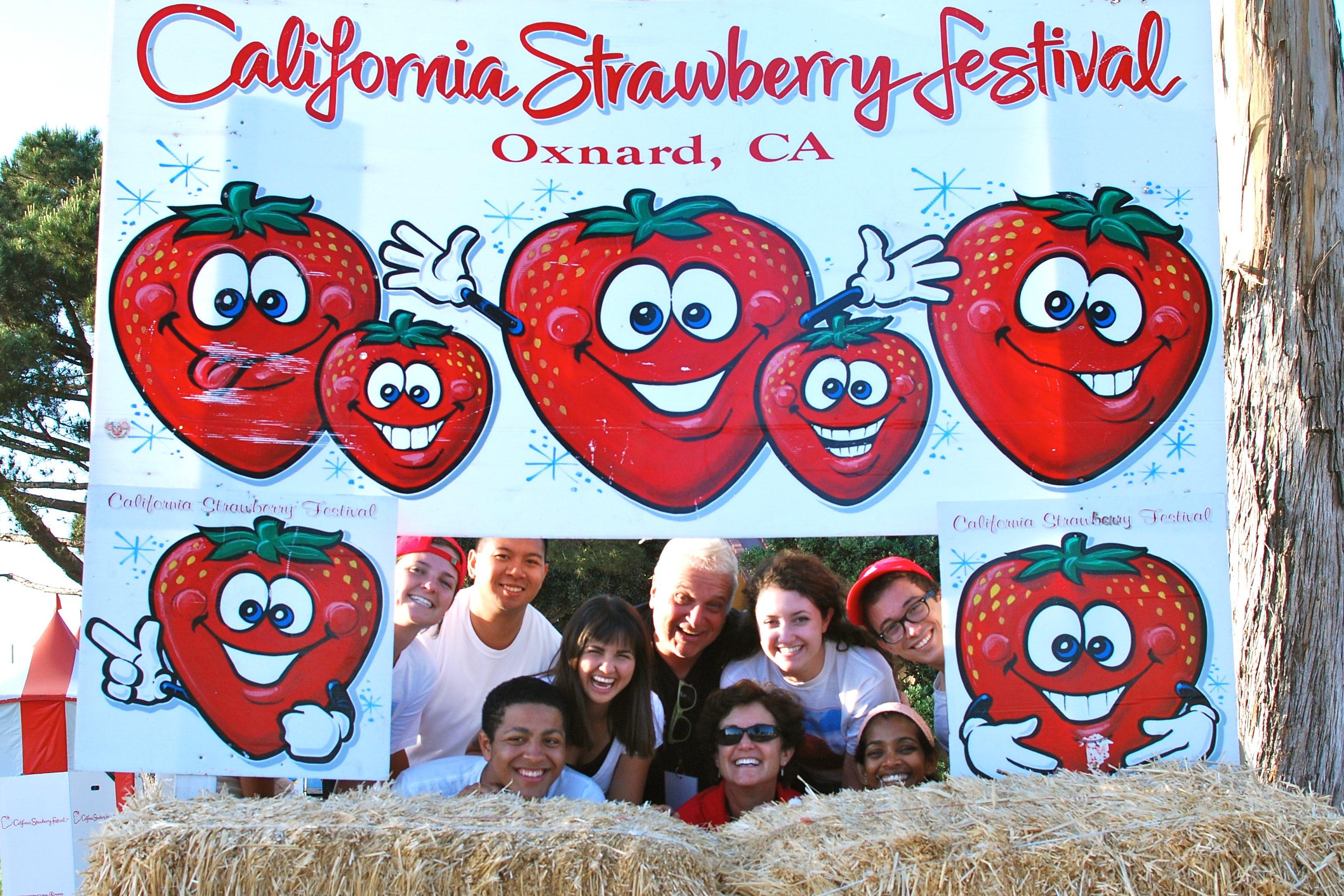 Strawberry Festival in Oxnard California