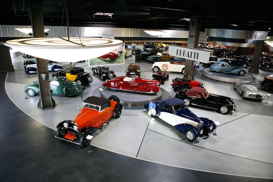 The Mullin Automotive Museum - Visit Oxnard
