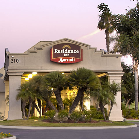 Find Tranquility at the Residence Inn