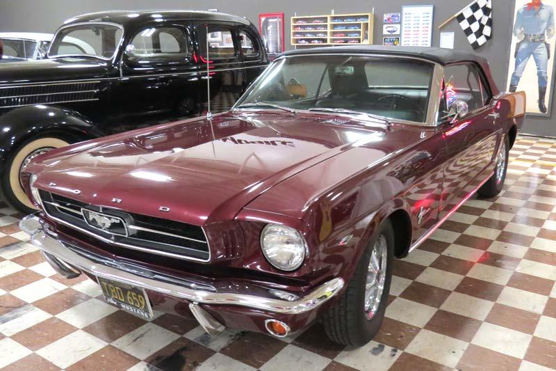 Murphy Auto Museum