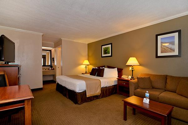 luxurious suites