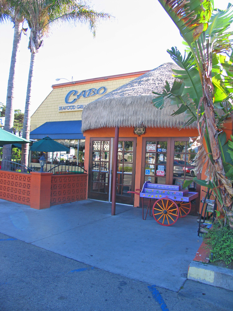Cabo Seafood Grill & Cantina
