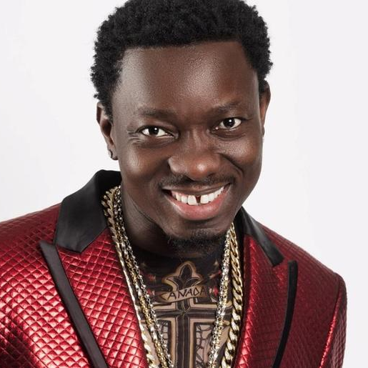 Michael Blackson at Levity Live