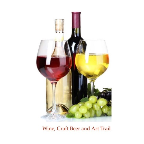 2nd Annual Wine, Craft Beer and Art Trail