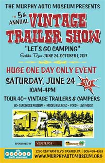 5th Annual Vintage Trailer Show