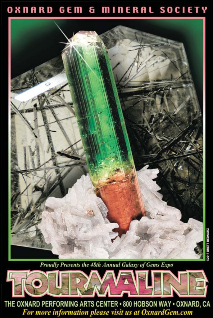 The 48th Annual Galaxy of Gems Expo – Tourmaline
