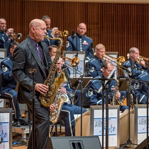 USAF Airmen of Note Jazz Ensemble