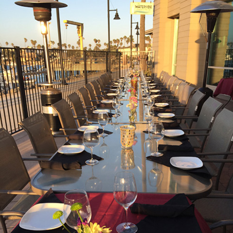 The Waterside Restaurant & Wine Bar