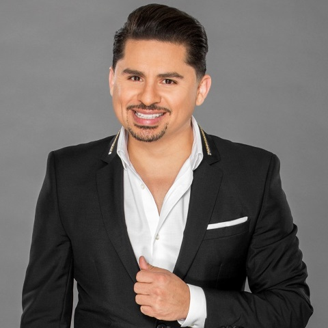 Larry Hernandez at the PACC