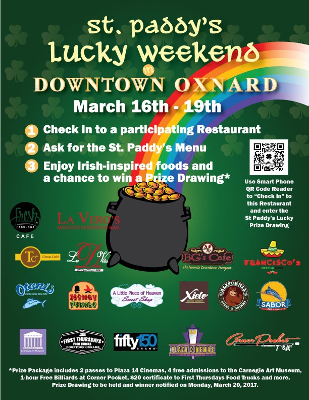 St. Paddy's Lucky Weekend