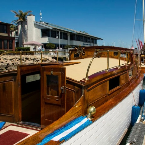 Father's Day Wooden Boat Show