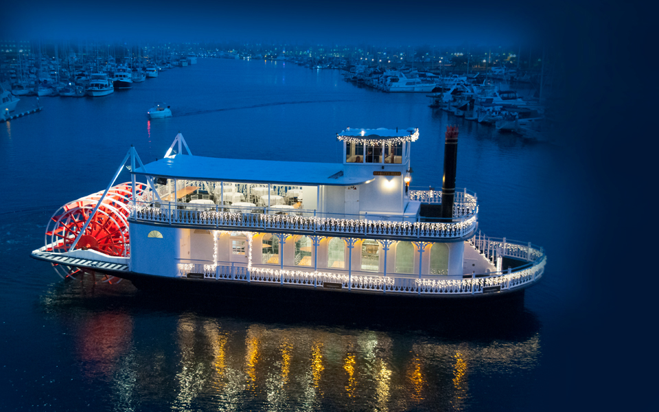 Scarlett Belle Paddlewheel Riverboat Visit Oxnard