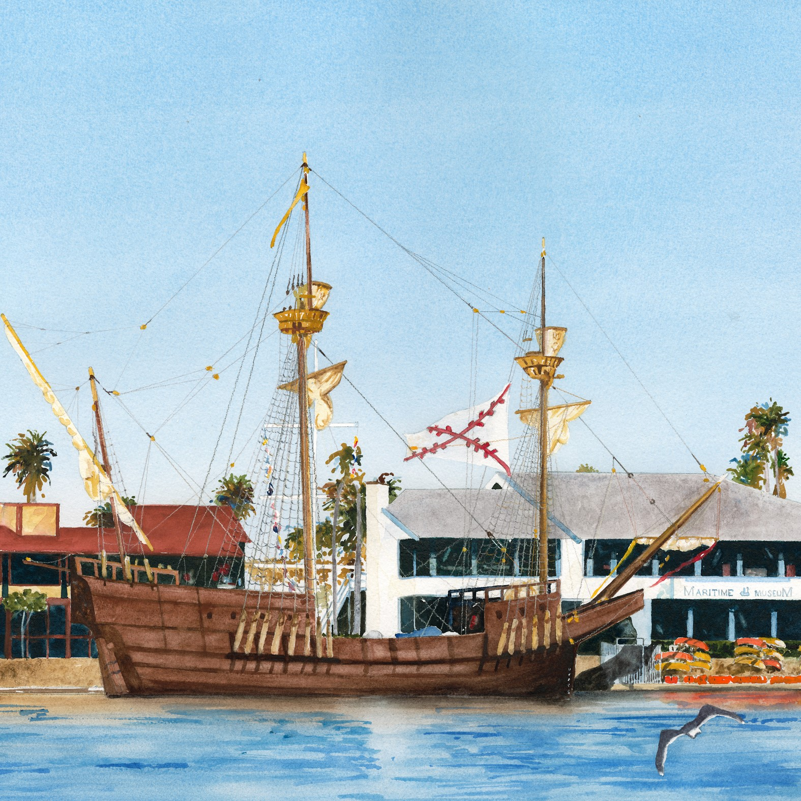 Channel lslands Maritime Museum Exhibit – The Rivers