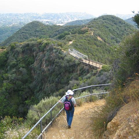 "Meet the Author – Doug and Caroline Chamberline ""The Backbone Trail"""