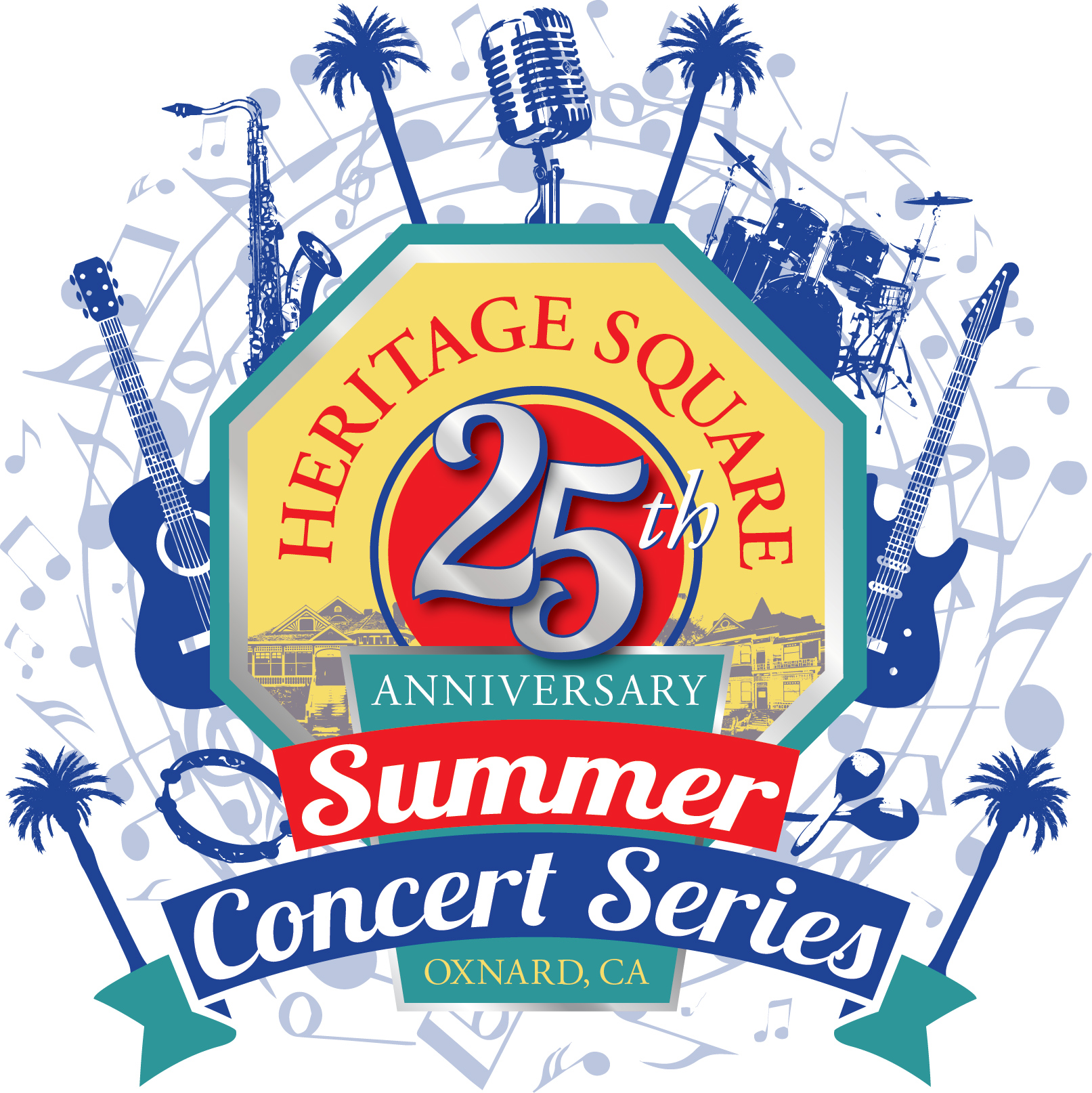 Heritage Square Summer Concert Series – The Blue Breeze Band