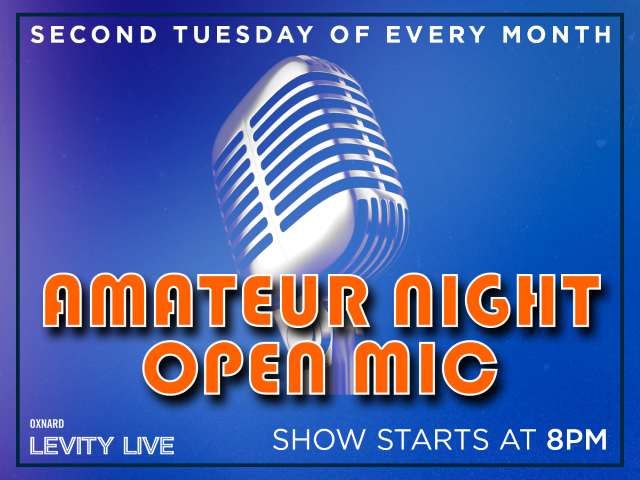 Amatuer Night Open Mic
