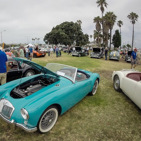 Central Coast British Car Show