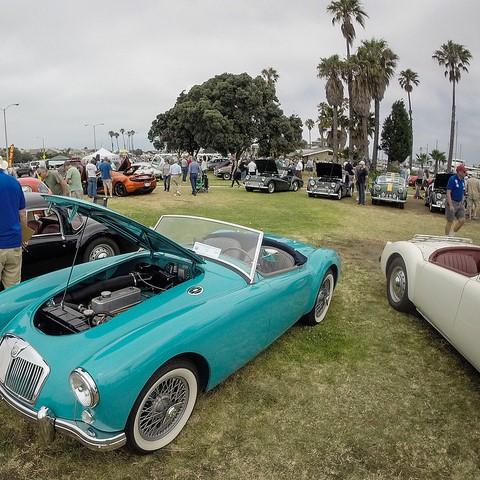 Central Coast British Car Show