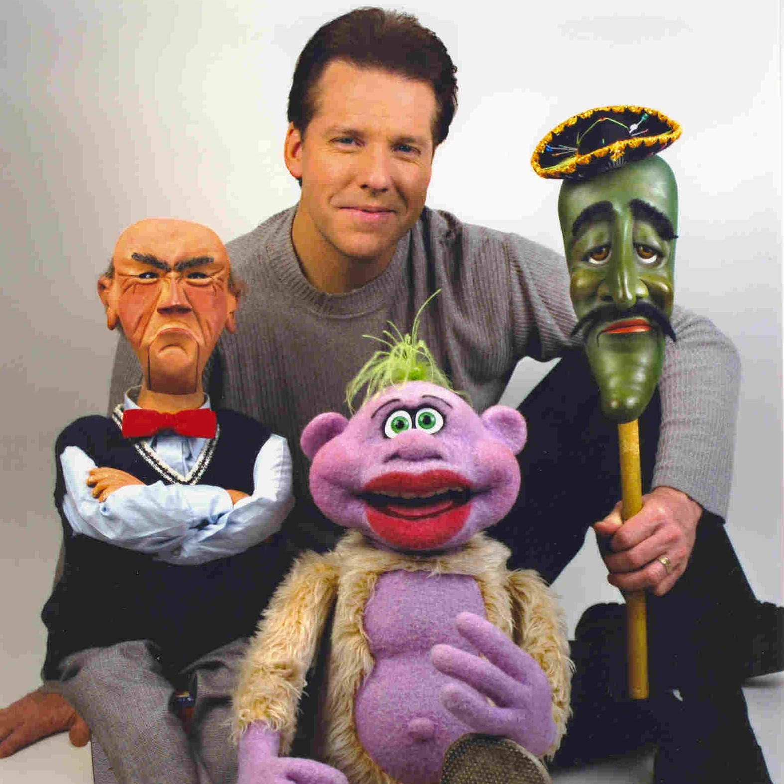 Jeff Dunham – Perfectly Unbalanced