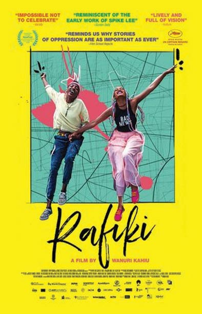 Monday Night Foreign Films – Rafiki