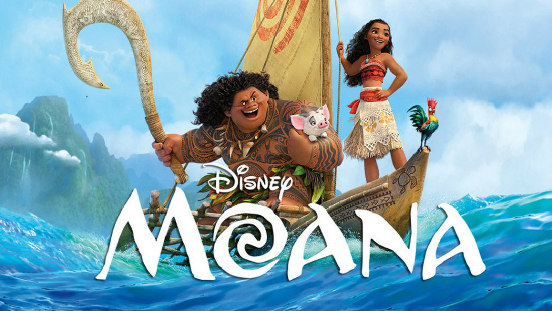 """Movies at the PACC – """"Moana"""""""