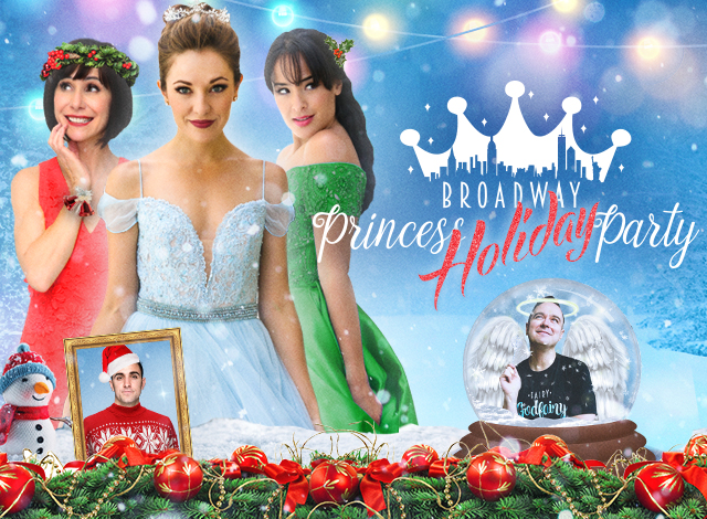 Broadway Princess Holiday Party at Levity Live